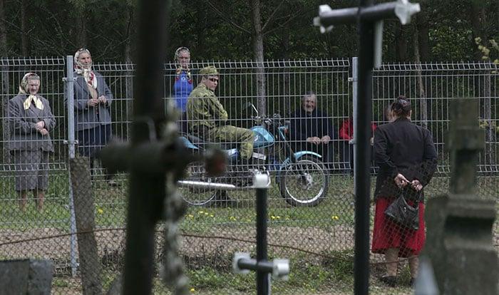 Frontera  Bielorrusia- Lituania