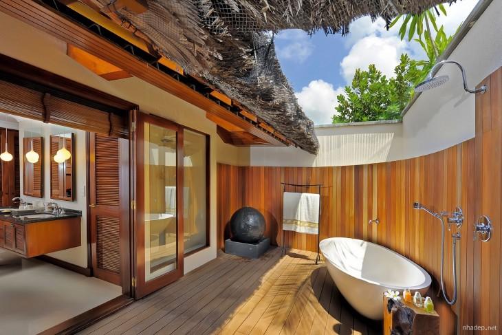 Los baños más increíbles Indoor/outdoor