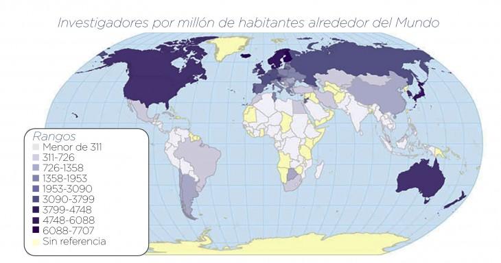 35 Mapas del mundo que Seguro NO CONOCES
