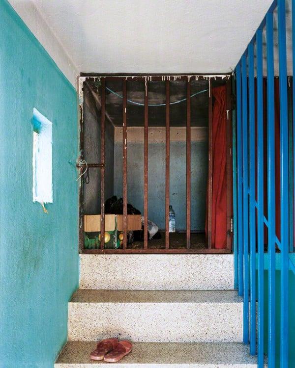 Habitación de Prena en el lugar donde trabaja