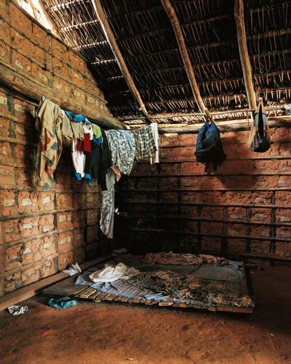 Habitación del niño brasileño Ahkôhxet