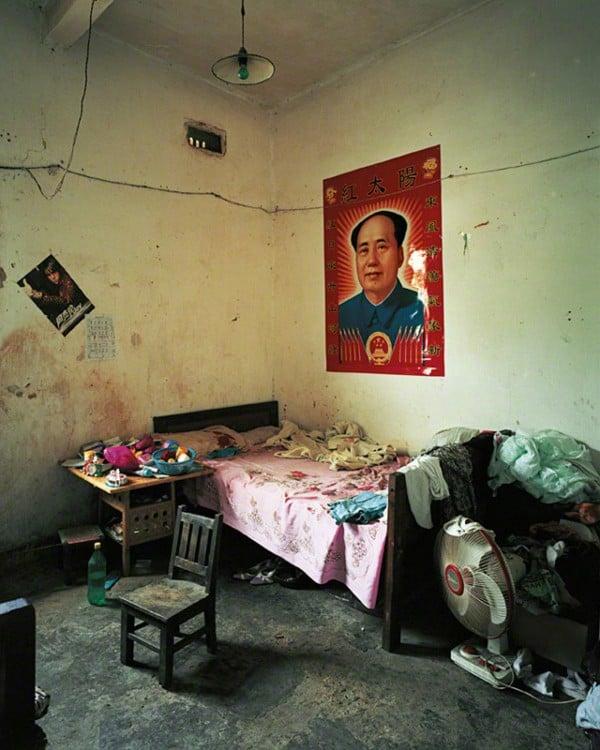 Habitación de Dong en China