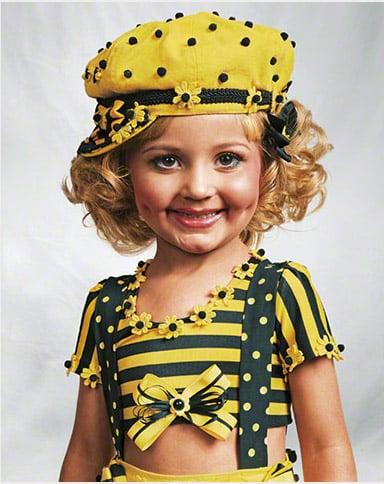 Jazmín niña de 4 años de Kentucky fotografía por James