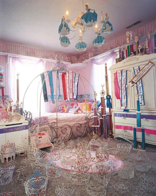 Habitación de Jazmín niña de kentucky fotografía por James
