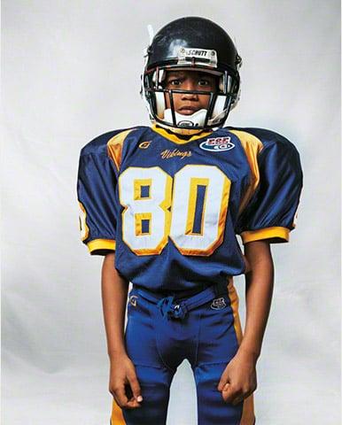 Justin niño de Nueva Jersey fotografía por James