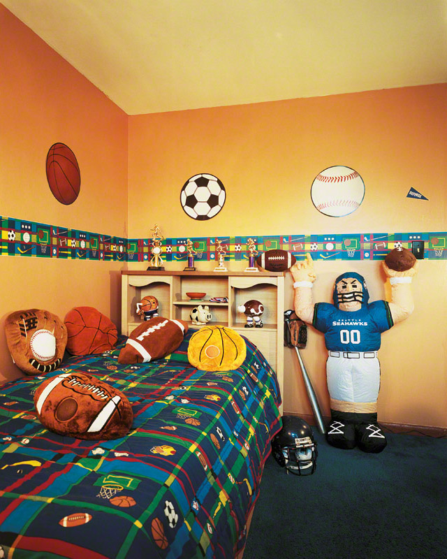 Fotos de habitaciones de niños alrededor del mundo