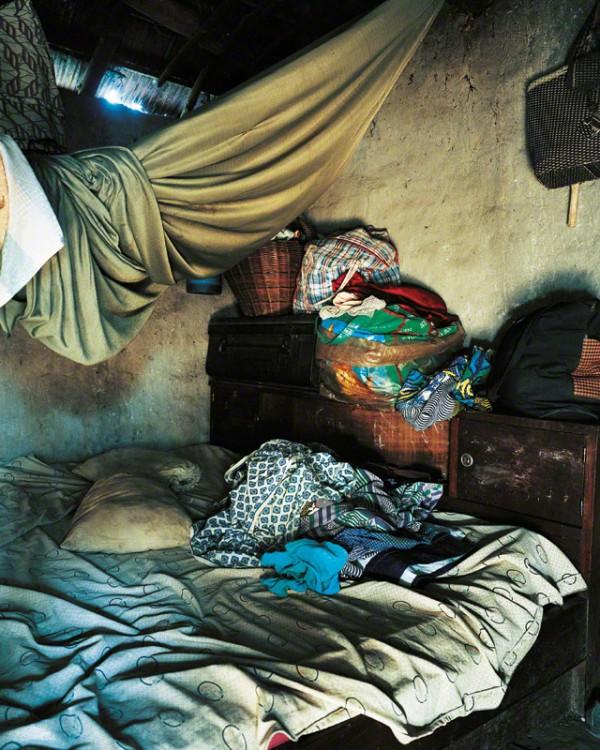 Habitación del niño de 9 años. Fotografía por James