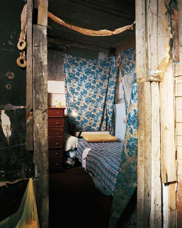 Habitación de Erlen en Brasil
