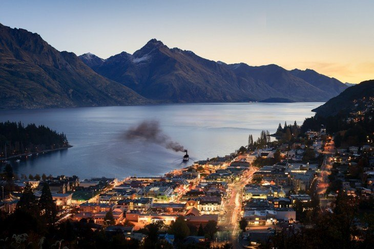 Queenstown, New Zelandaand