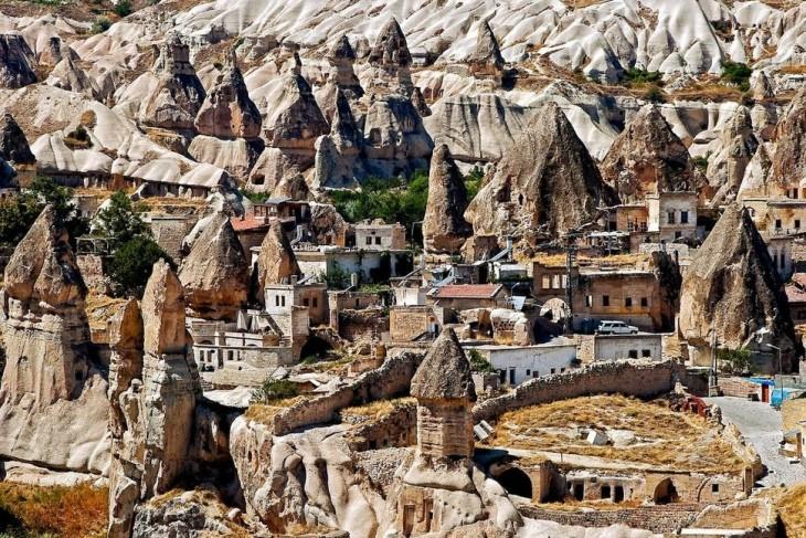 Goreme, Turquía