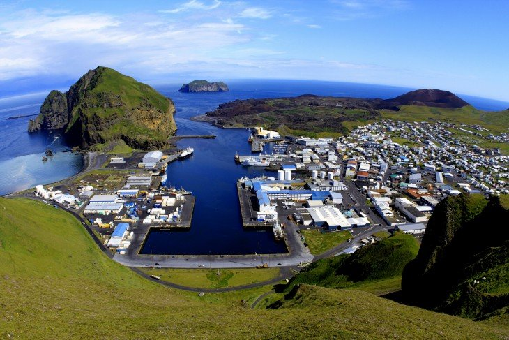isla Vestmannaeyjar