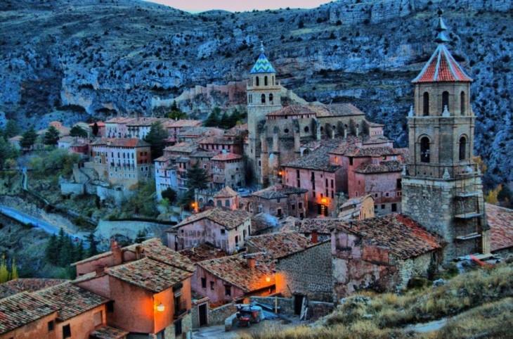 Albarracin, España