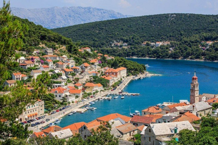 Pucisca, Croacia