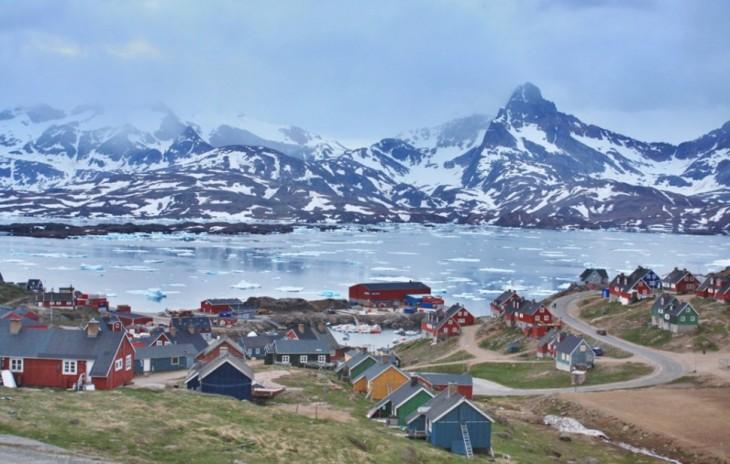 Ittoqqortoormiit, Groenlandia