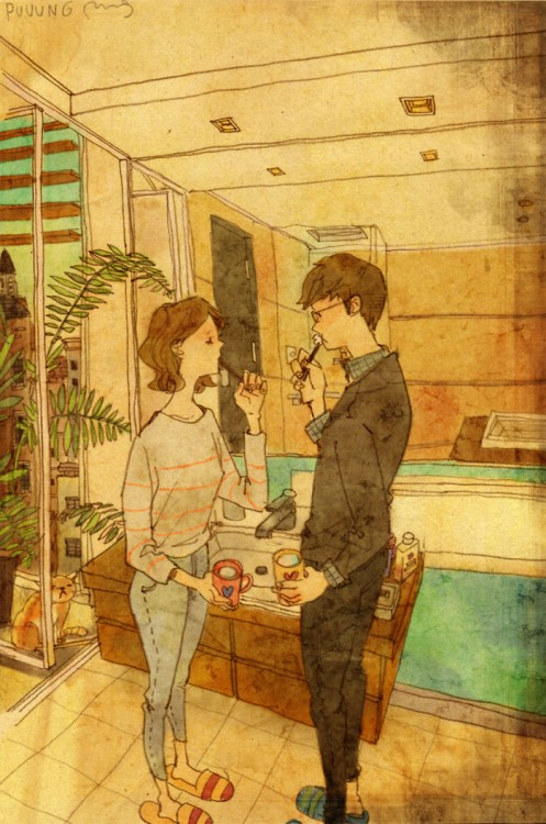 Ilustración de puuung acerca de las pequeñas cosas