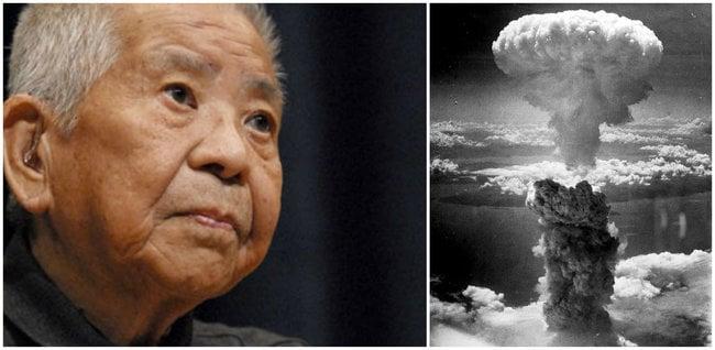 Yamaguchi hombre que sobrevivió a dos bombardeos atómicos