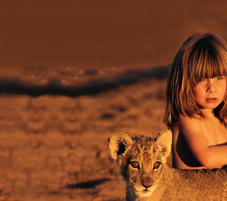tippi la niña de la selva