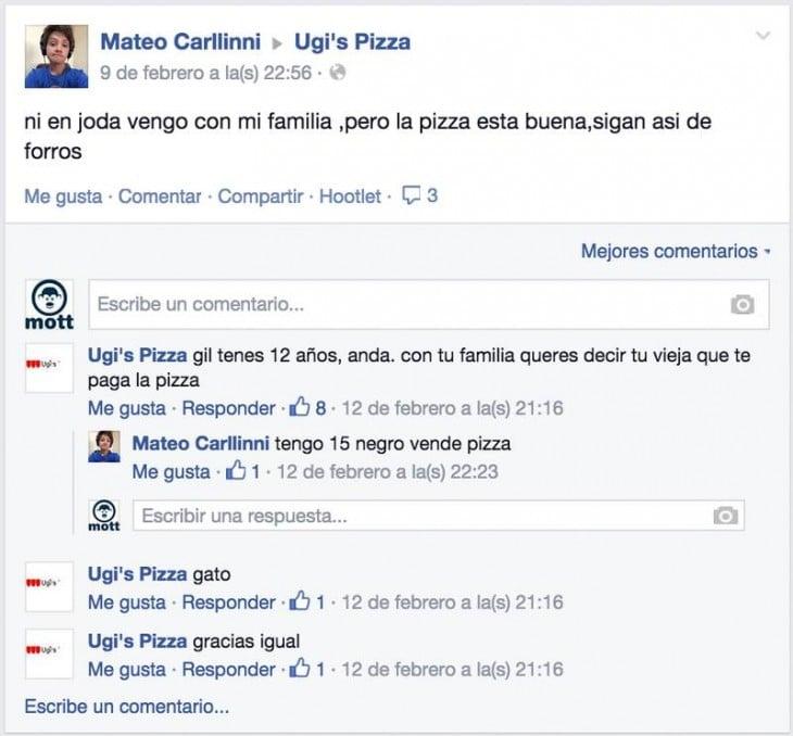 ugis pizza