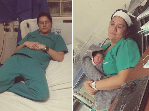 #yotambienmedormi doctores diciendo que apoyan a los medicos que se quedan dormidos