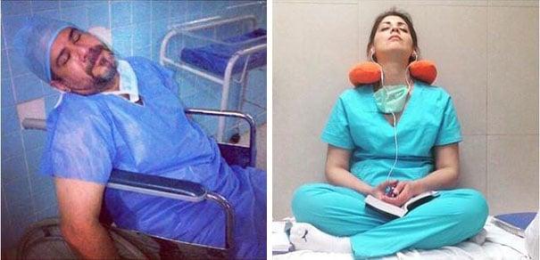 #Yotambienmedormi doctores se hacen los dormidos en apoyos a estudiantes