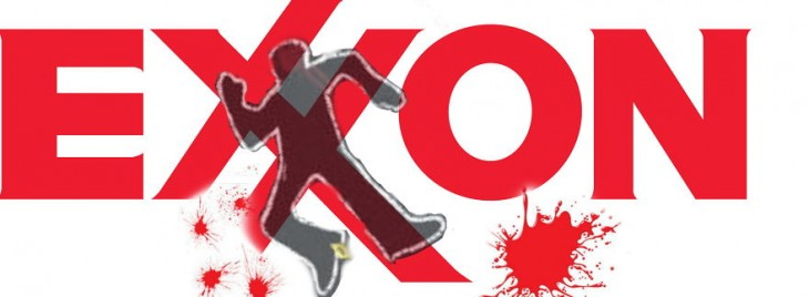 anti logos exxon mobil