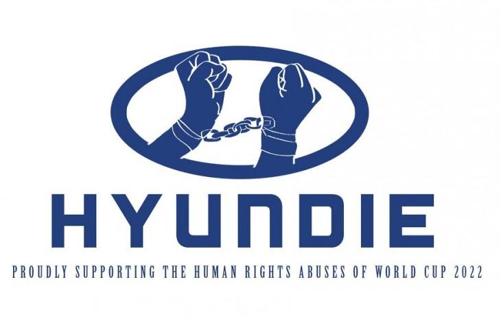 anti logos Hyundai Hyundie