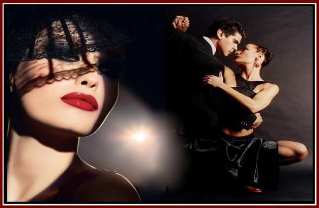 tango y antifaz