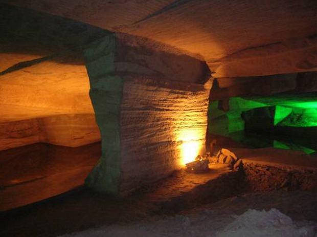 Las grutas Longyou