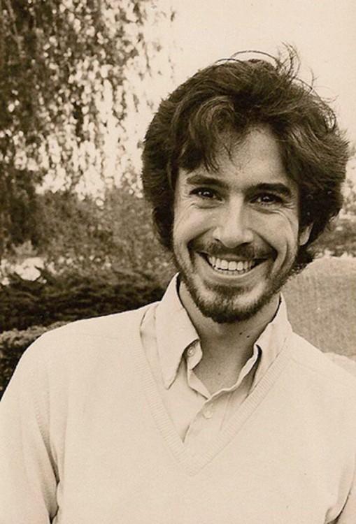 Stephen Colbert parque 1984