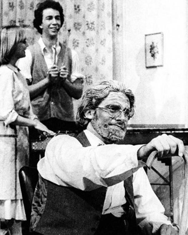 Steve Carell en obra de teatro 1980