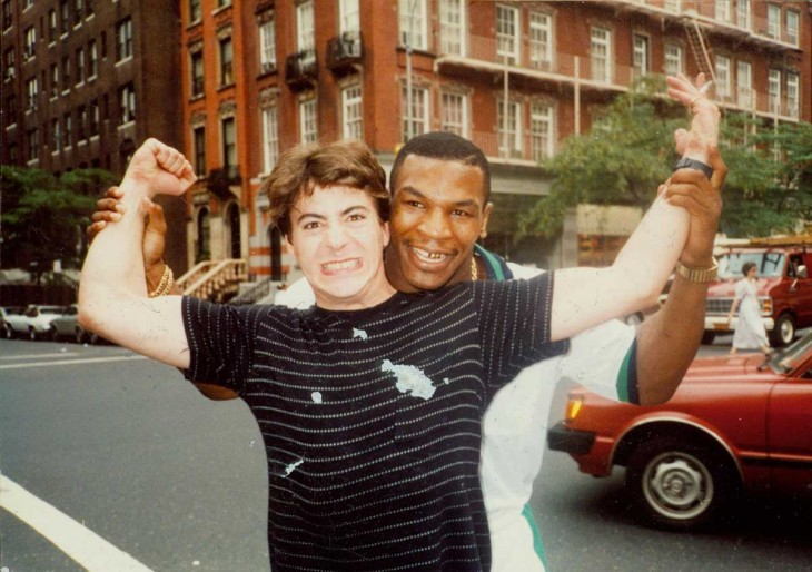 mike tyson y robert downing jr