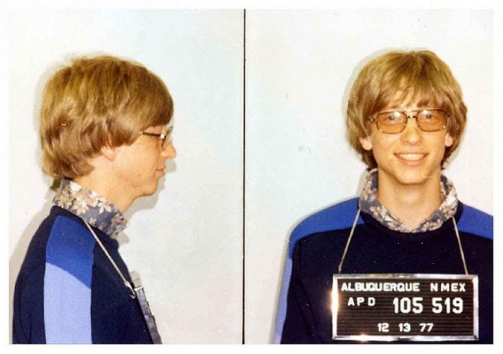 bill gate arrestado