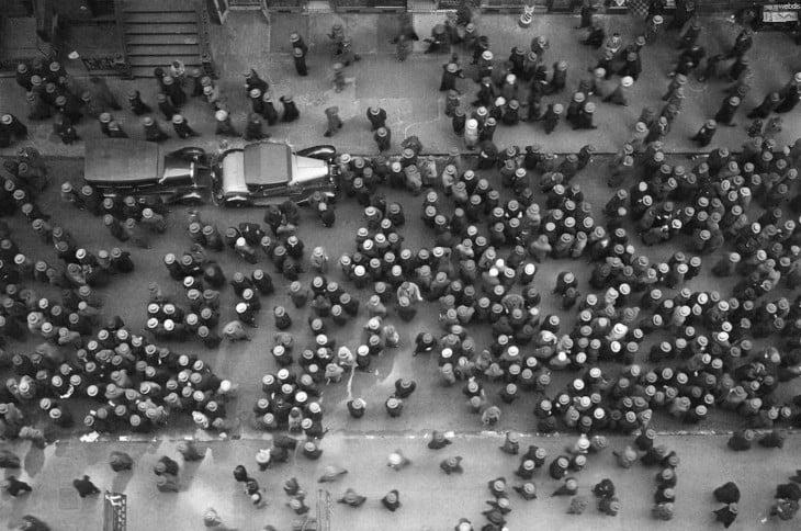 Todo el mundo usaba sombrero en Nueva York, 1939