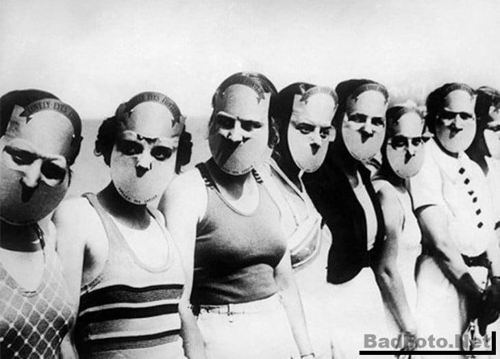 Participantes de Miss Hermoso Ojo, 1930, Florida