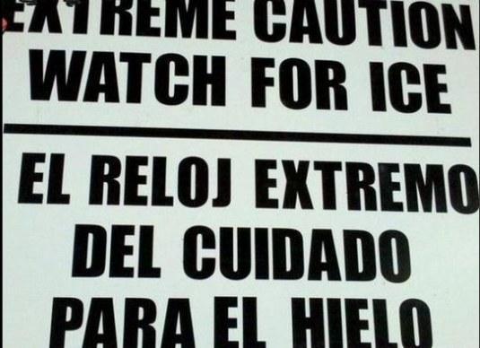 el reloj extremos, cartel