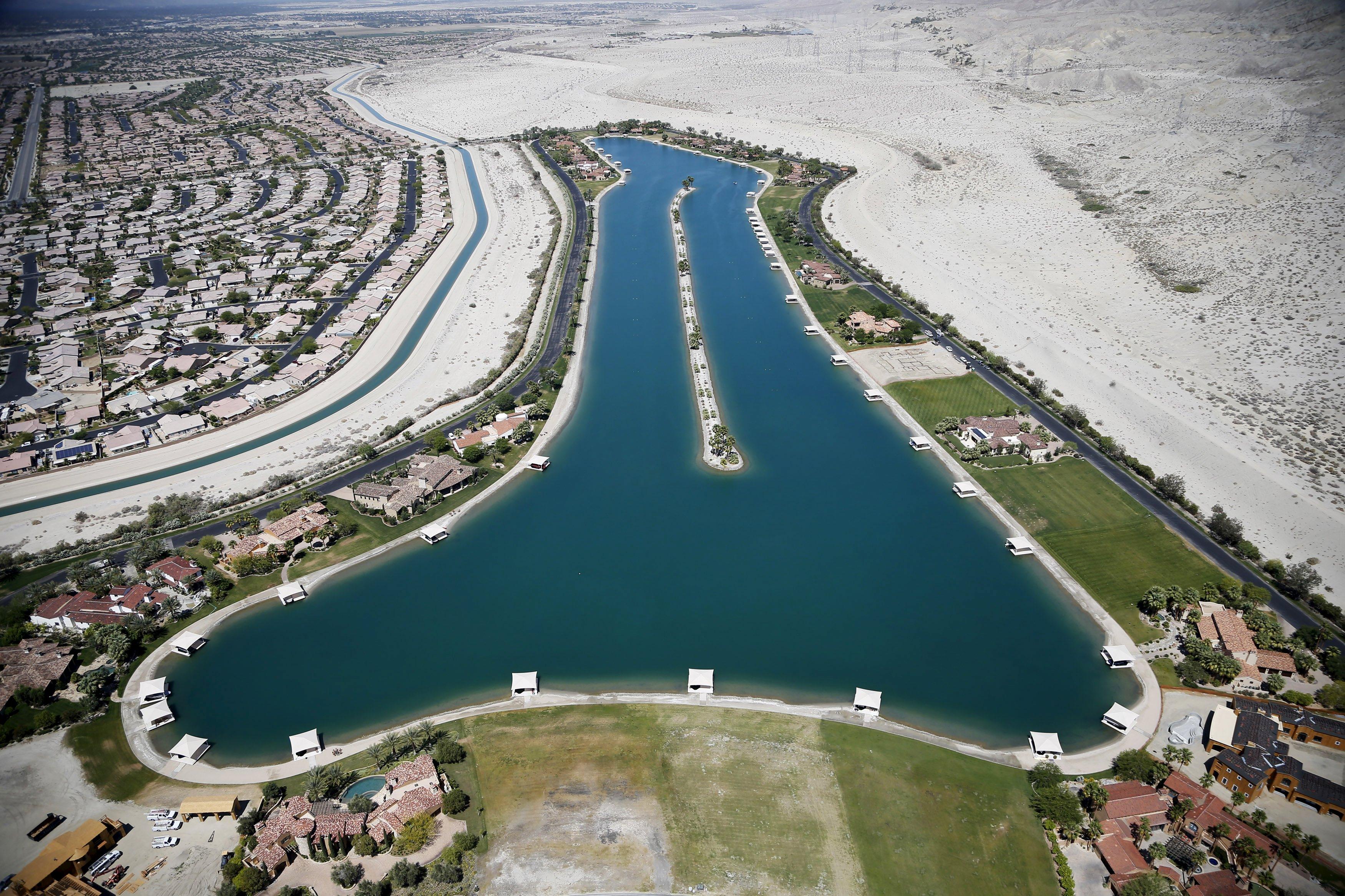 Porqu california se quedar sin agua en un a o - Agua sin cal ...