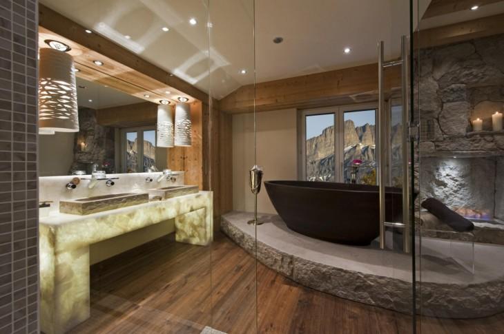 duchas más lujosas del planeta