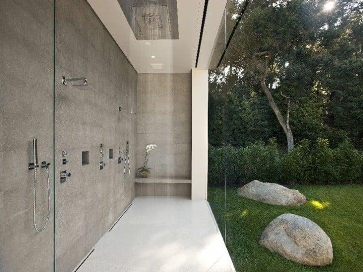 duchas más lujosas del planeta estilo libre