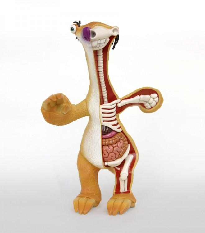 esqueleto de sid