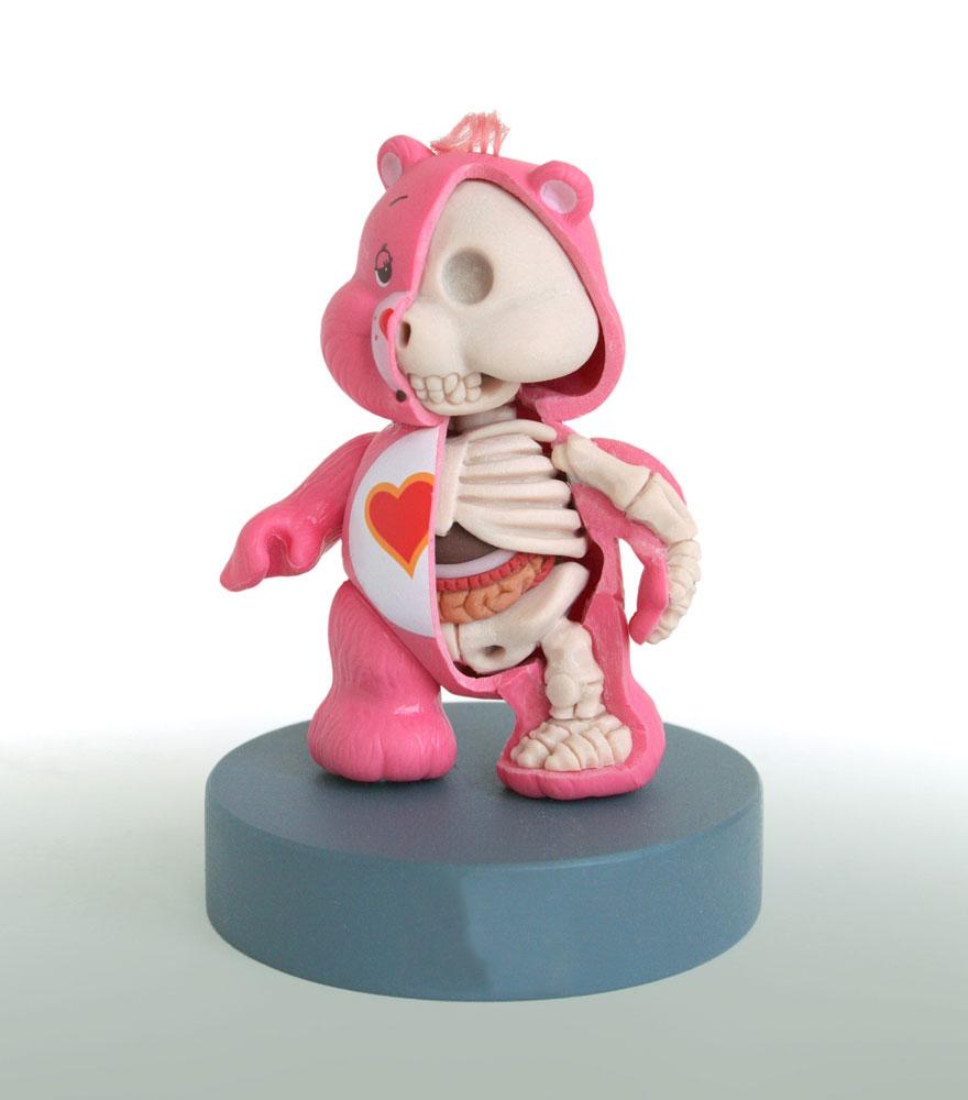 Anatomía interna de 20 de tus juguetes favoritos de infancia