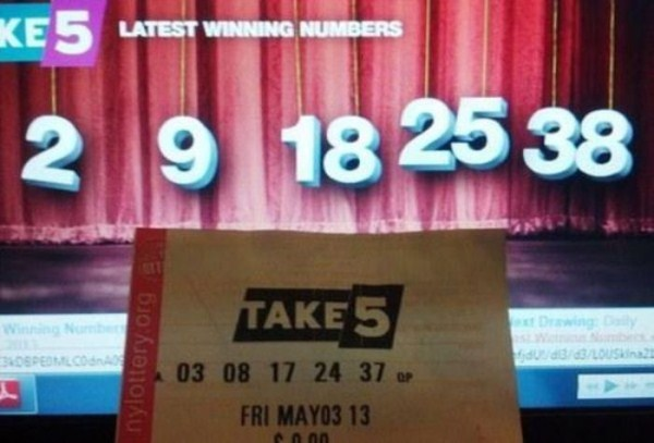 loteria fallida se queda a un nnumero de ganar el premio mayor