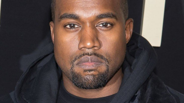 kanye west grumpy dog face