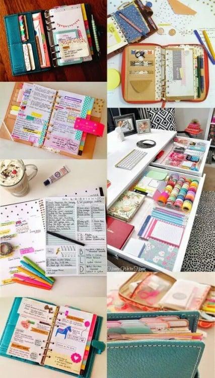 oficina perfectamente organizada