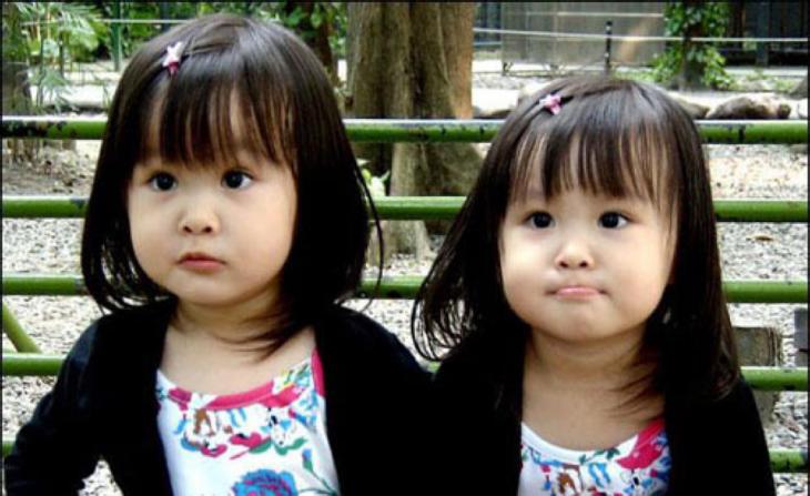 gemelos en china son 1 en 300 partos