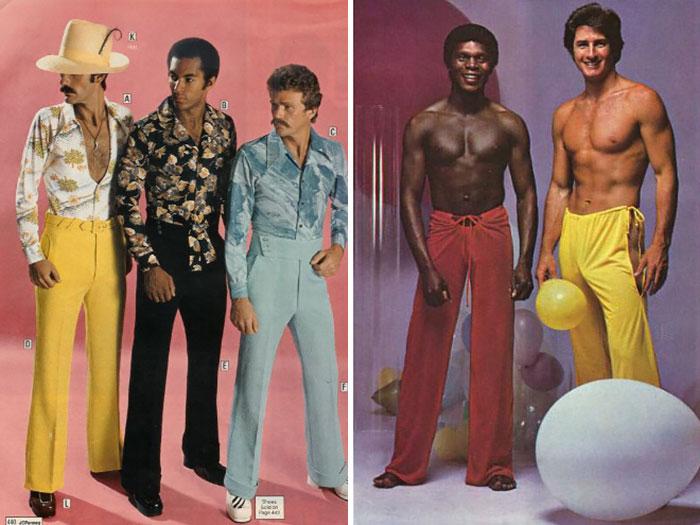 pijamas 70s