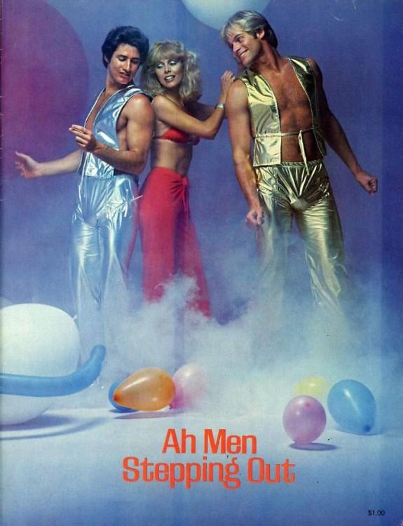 ropa de disco en los 70