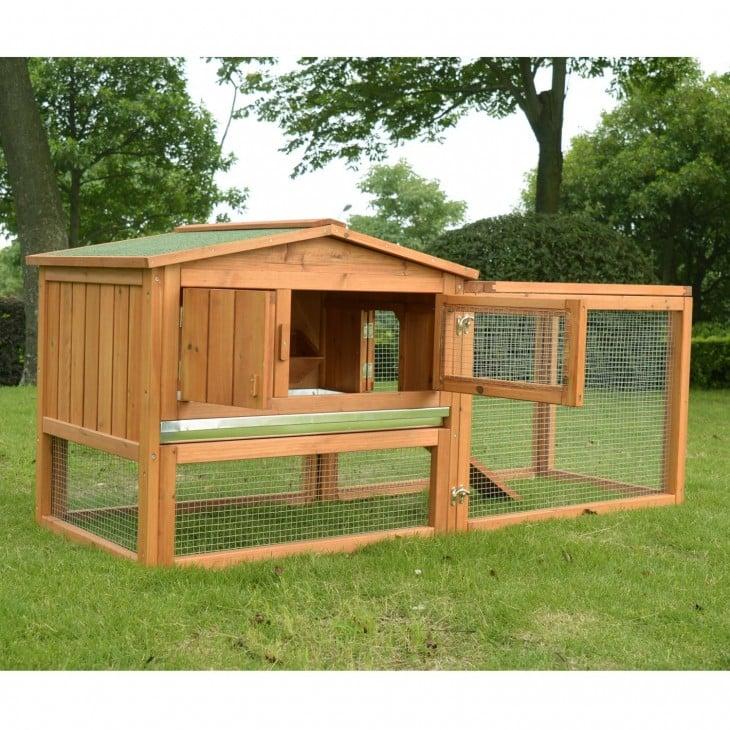 casa para conejos