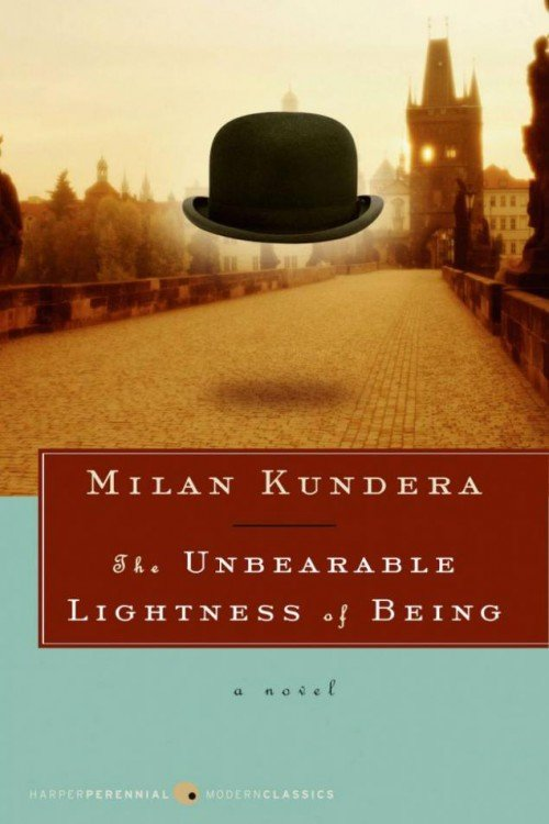 The unbearable lightness of being por Milan Kundera