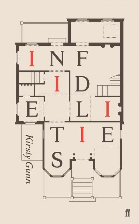 Infidelities por Kirsty Gunn