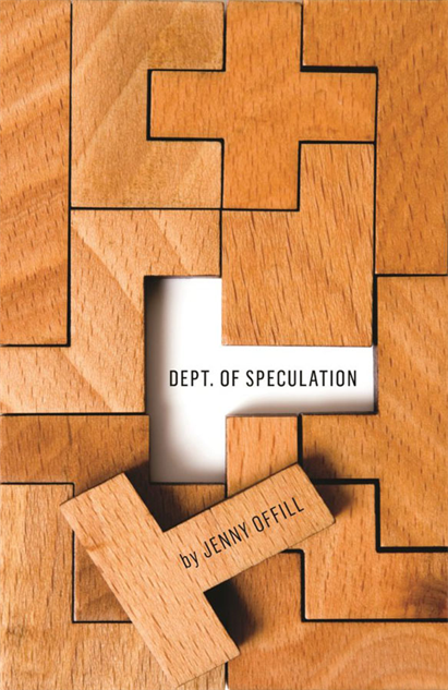Dept. of speculation por Jenny Offill
